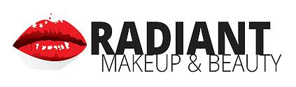 radiant makeup logo